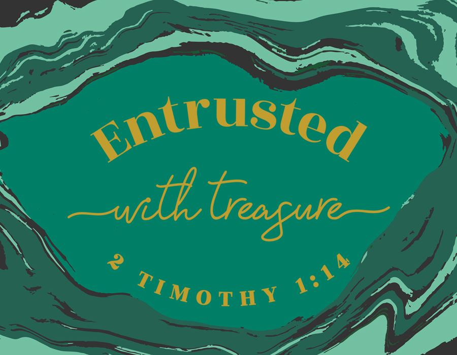 Announcing the 2020 Theme: Entrusted with Treasure
