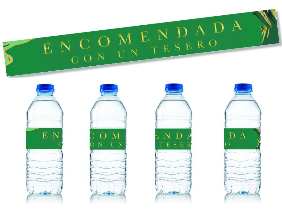 Envoltura de Botella